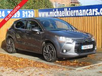2012 CITROEN DS4 2.0 HDI DSPORT 5d 161 BHP £4895.00