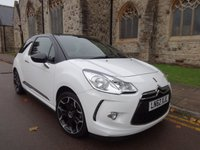 2012 CITROEN DS3 1.6 E-HDI DSTYLE PLUS 3d 90 BHP £4195.00