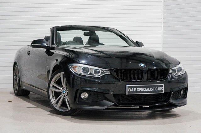 2014 14 BMW 4 SERIES 2.0 420D M SPORT (SAT NAV)