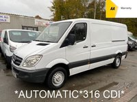 2013 MERCEDES-BENZ SPRINTER *AUTOMATIC* 2.1 316 CDI MWB 163 BHP *EXCELLENT HISTORY* £6995.00