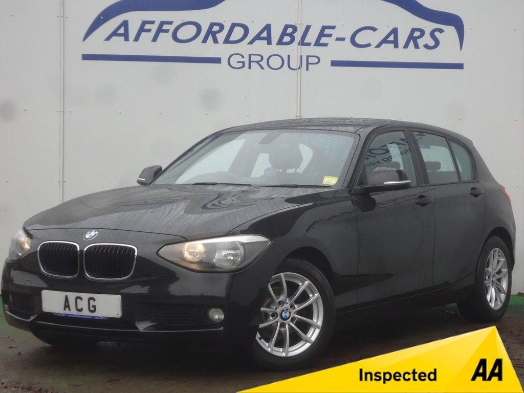 USED 2011 61 BMW 1 SERIES 2.0 116D SE 5d 114 BHP