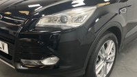 USED 2014 14 FORD KUGA 2.0 TITANIUM X TDCI 5d 160 BHP (BLUETOOTH - PAN ROOF - LEATHER)