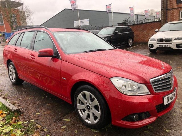 USED 2011 61 MERCEDES-BENZ C-CLASS 2.1 C220 CDI BLUEEFFICIENCY SE EDITION 125 5d 170 BHP