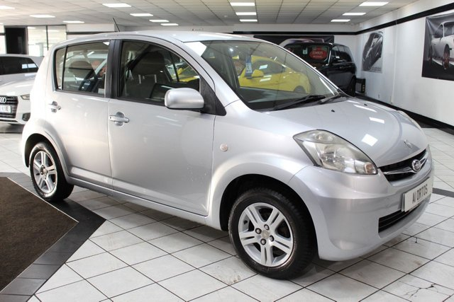 View our SUBARU JUSTY
