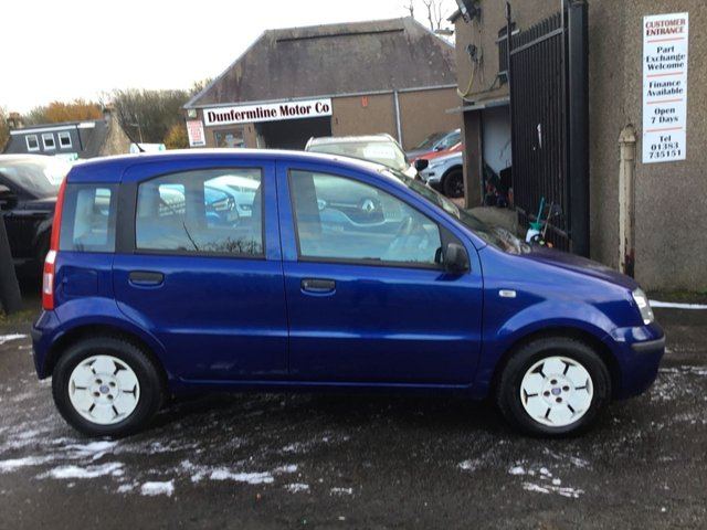USED 2009 09 FIAT PANDA 1.1 ACTIVE ECO 5d 54 BHP ++VERY LOW MILEAGE++