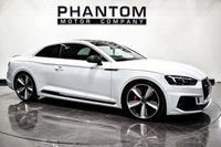 USED 2018 18 AUDI A5 2.9 RS 5 TFSI QUATTRO CARBON EDITION 2d 444 BHP
