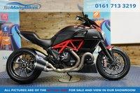 2014 DUCATI DIAVEL 1198cc DIAVEL CARBON - LOW MILES! £10595.00