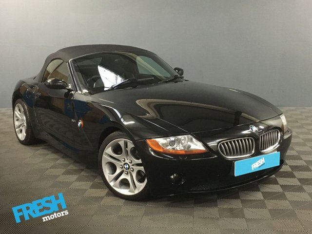USED 2004 BMW Z4 3.0 Z4 SE ROADSTER 2d AUTO * 0% Deposit Finance Available