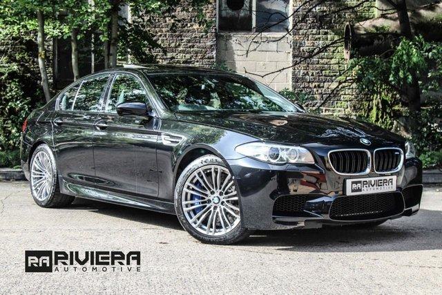 2016 16 BMW M5 4.4 M5 4d 553 BHP