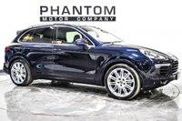 USED 2015 15 PORSCHE CAYENNE 4.1 D V8 S TIPTRONIC S 5d 385 BHP