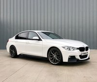 2015 BMW 3 SERIES 2.0 318D M SPORT 4d 148 BHP £15850.00