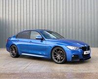 2013 BMW 3 SERIES 3.0 330D M SPORT 4d 255 BHP £12850.00