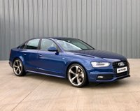 2013 AUDI A4 2.0 TDI BLACK EDITION 4d 174 BHP £10995.00