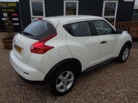 USED 2012 12 NISSAN JUKE 1.6 16v Acenta 5dr Superb value, Low Mileage