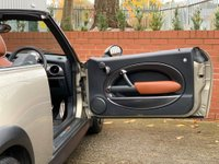 USED 2007 V MINI CONVERTIBLE 1.6 Cooper S Sidewalk 2dr £99PCM NO DEPOSIT REQUIRED