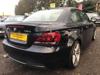 USED 2013 13 BMW 1 SERIES 2.0 118d Sport Plus 2dr 2 OWNERS+GREAT VALUE+GREAT MPG