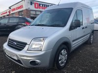 USED 2012 12 FORD TRANSIT CONNECT 1.8 TDCi T230 LWB Trend High Roof 4dr DPF DRIVE AWAY TODAY+NO VAT+MINT!!