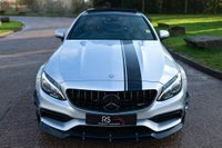 USED 2016 66 MERCEDES-BENZ C CLASS 4.0 C63 V8 BiTurbo AMG (Premium) SpdS MCT (s/s) 2dr NAV+PAN ROOF+CAMERA