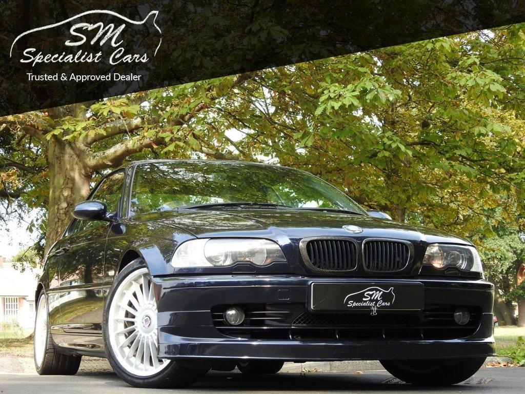 USED 2001 H ALPINA B3 3.3 B3 BMW ALPINA   HUGE SPEC B3 ALPINA LEATHER AC