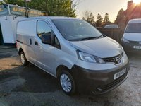 USED 2016 16 NISSAN NV200 1.5 DCI ACENTA 90 BHP