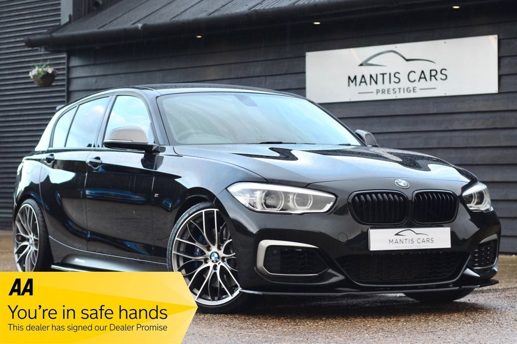 USED 2017 17 BMW 1 SERIES 3.0 M140I 5d 335 BHP BUY NOW | DON'T PAY UNTIL 2020