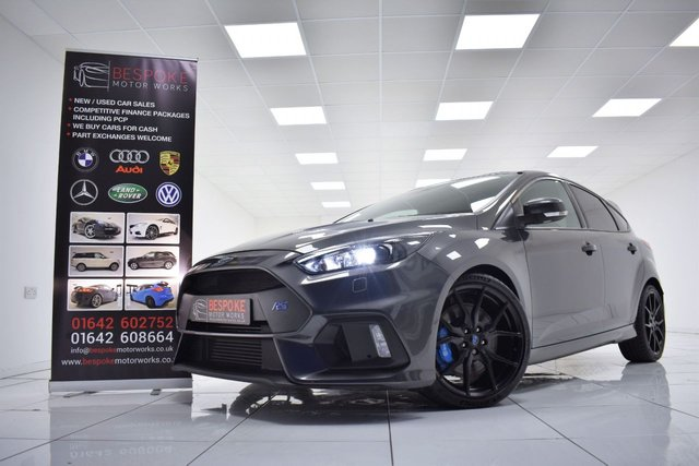 2017 17 FORD FOCUS RS 2.3 ECOBOOST 5 DOOR