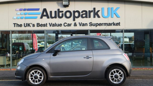USED 2010 60 FIAT 500 1.2 S 3d 69 BHP LOW DEPOSIT OR NO DEPOSIT FINANCE AVAILABLE