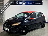 2014 FORD FIESTA 1.2 STYLE 5dr  £4990.00