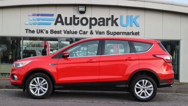 USED 2017 17 FORD KUGA 1.5 ZETEC TDCI 5d 118 BHP LOW DEPOSIT OR NO DEPOSIT FINANCE AVAILABLE