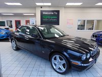 USED 2006 56 JAGUAR XJ 2.7 TDVI EXECUTIVE 4d 206 BHP WHAT  BEAUTIFUL CARS THE TRADITIONAL JAGUARS ARE. WITH A SUPERBLY HAND CRAFTED LEATHER AND WOOD INTERIOR, IT IS LIKE SITTING IN A GENTLEMAN'S EXCLUSIVE CLUB!