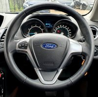 USED 2014 14 FORD FIESTA 1.6 ZETEC 5d 104 BHP BLUETOOTH & ECO DRIVING MODE, POWERSHIFT GEARBOX, FSH!
