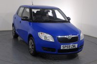 USED 2009 59 SKODA FABIA 1.2 LEVEL 1 HTP 5d 59 BHP ONE LADY OWNER with 10 Stamp SERVICE HISTORY