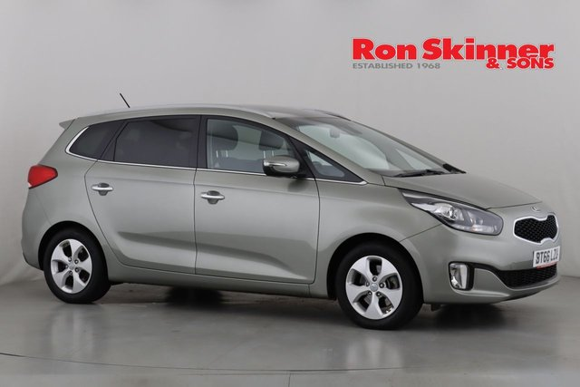 View our 2016 66 KIA CARENS 1.7 CRDI 2 ISG 5d 114 BHP