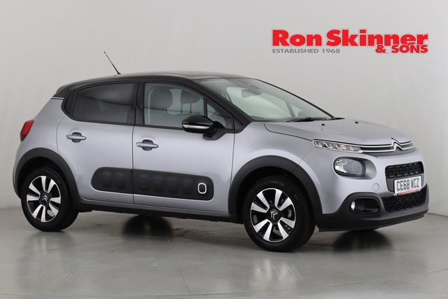 View our 2018 68 CITROEN C3 1.2 PURETECH FLAIR 5d 82 BHP