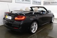 USED 2016 16 BMW 2 SERIES 2.0 220d M Sport Auto (s/s) 2dr M SPORT + PACK! 1 LADY OWNER!