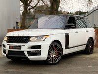 USED 2016 16 LAND ROVER RANGE ROVER 4.4 SD V8 Vogue SE Auto 4WD (s/s) 5dr FACTORY URBAN STYLING KIT!!!