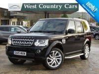 USED 2015 15 LAND ROVER DISCOVERY 3.0 SDV6 HSE 5d 255 BHP Lower Tax Band Model