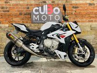 USED 2016 16 BMW S1000R Sport ABS Full Akrapovic Exhaust System