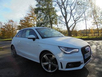 2012 AUDI A1 2.0 TDI BLACK EDITION 3d 143 BHP £8595.00
