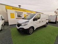 USED 2016 16 RENAULT TRAFIC 1.6 SL27 BUSINESS DCI 115 BHP