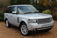 USED 2009 59 LAND ROVER RANGE ROVER 3.6 TDV8 VOGUE 5d 271 BHP ** VERY WELL SERVICED AND 6 MONTH WARRANTY **