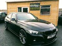 2012 BMW 3 SERIES 2.0 320D SE 4d 184 BHP £10500.00
