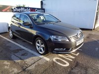 2012 VOLKSWAGEN PASSAT 2.0 SE TDI BLUEMOTION TECHNOLOGY 4d 139 BHP £5475.00