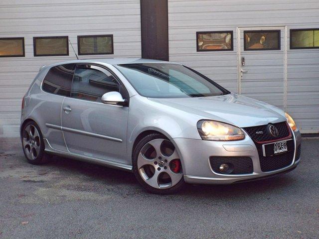 2006 06 VOLKSWAGEN GOLF 2.0 GTI DSG 3d 197 BHP