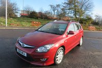 2011 HYUNDAI I30 1.6 COMFORT Estate,Alloys,Air Con,F.S.H £3495.00