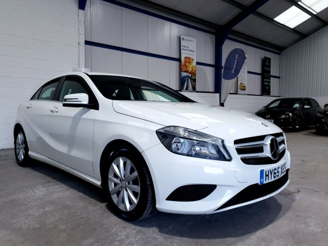 USED 2015 65 MERCEDES-BENZ A-CLASS 1.5 A180 CDI BLUEEFFICIENCY SE 5d 109 BHP