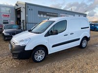 2017 CITROEN BERLINGO 1.6 850 ENTERPRISE L1 BLUEHDI 98 BHP £6490.00
