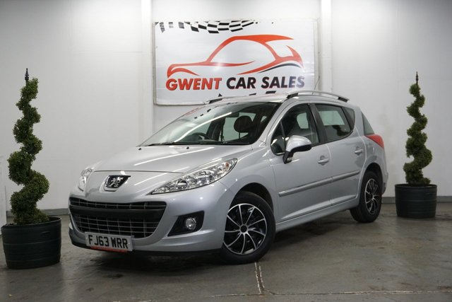 USED 2013 63 PEUGEOT 207 1.6 HDI SW ACTIVE 5d 92 BHP LOW MILES, GOOD EXAMPLE, LOW TAX
