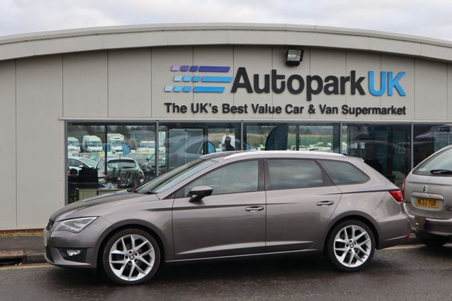 USED 2014 14 SEAT LEON 2.0 TDI FR TECHNOLOGY 5d 150 BHP LOW DEPOSIT OR NO DEPOSIT FINANCE AVAILABLE