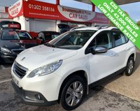2014 PEUGEOT 2008 1.4 HDI ACTIVE 5d 68 BHP *ONLY 43,000 MILES* £5995.00